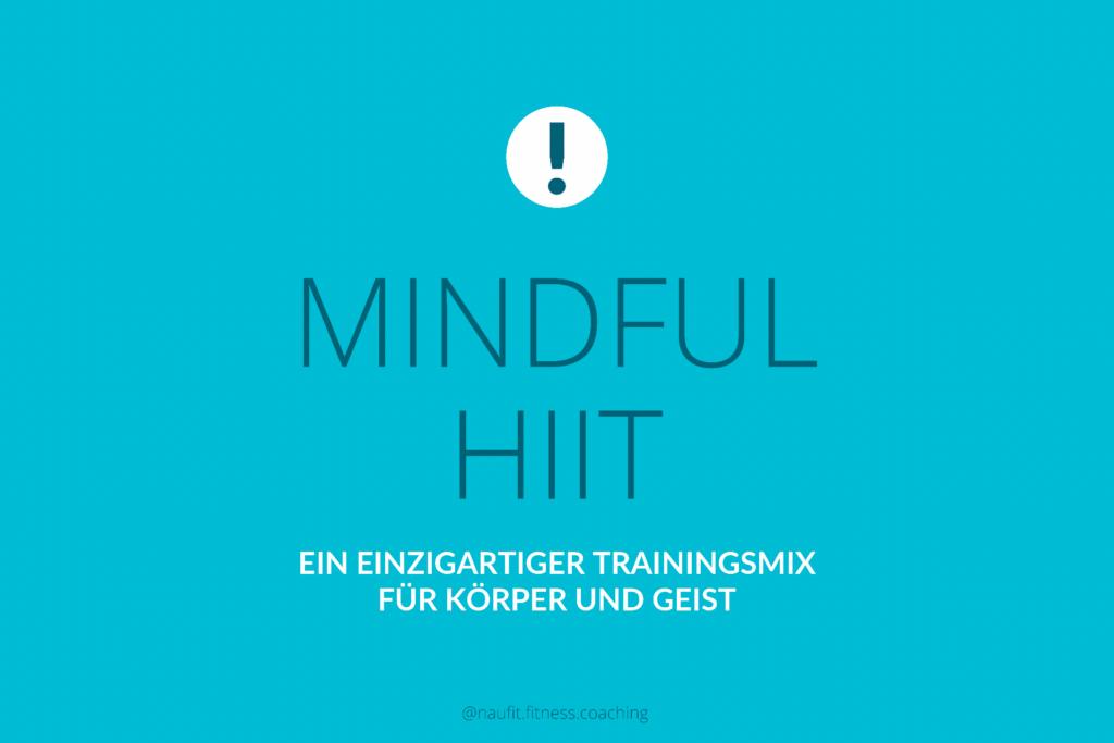Mindful HIIT
