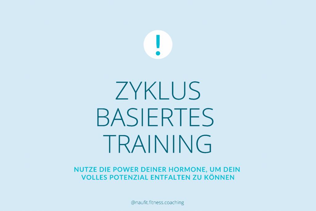 Zyklusbasiertes Training
